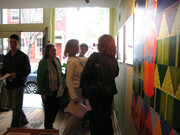 Artist Reception at the PII Gallery in Philadelphia